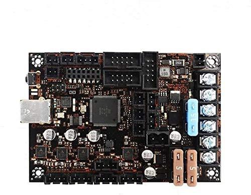 Auoeer Einsy Rambo 1.1a Mainboard+4pcs Heatsink For 3D Printer Reprap Prusa i3 MK3 Board Driver Modules Driver board