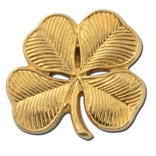 StockPins 4 Leaf Clover Lapel Pin