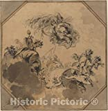VINTAGE ART REPRODUCTION: Add style to any room's decor with this beautiful decorative print, whether your interior design is modern or classic MUSEUM QUALITY INKS AND PAPER: Printed on thick 192gsm heavyweight matte paper with archival giclee inks, ...
