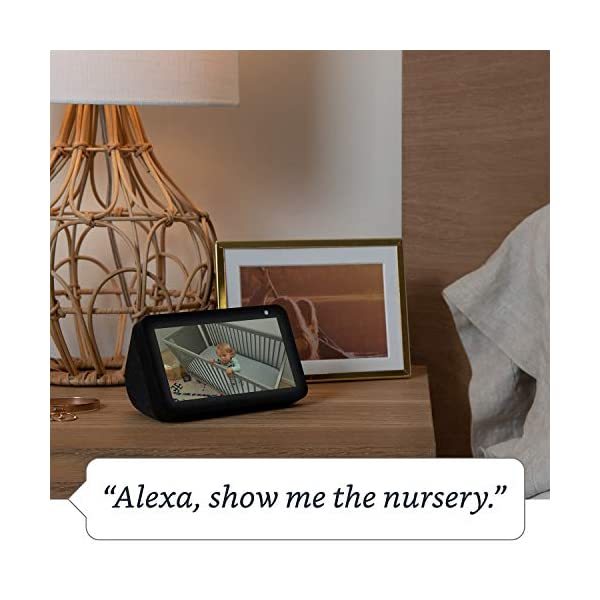 Introducing Echo Show 5 – Compact smart display with Alexa 5