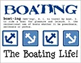 SRM Stickers Say It with Stickers Mini Boating Scrapbooking
