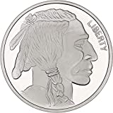 Buffalo Silver Round Fine Silver 1 oz from SilverTowne Mint