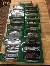 Hess mini 1998-2017 Complete collection of miniatures trucks 20 Trucks!