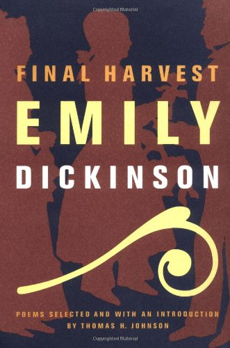 Final Harvest: Poems
