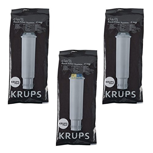 3 KRUPS Claris Filterpatrone F088