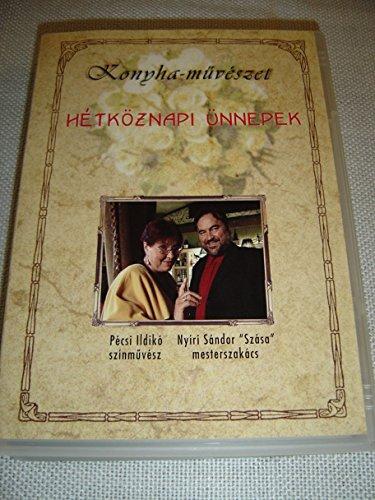 Kitchen Artist / Hetkoznapi unnepek / Konyha-muveszet / HUNGARIAN Sound [European DVD Region 2 PAL]
