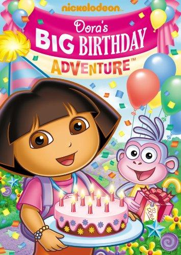 Dora'S Big Birthday Adventure [Edizione: Stati Uniti]