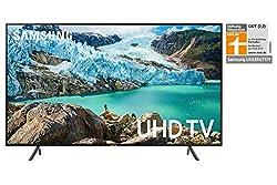 Samsung RU7179 108 cm (43 Zoll) LED Fernseher (Ultra HD, HDR, Triple Tuner, Smart TV) [Modelljahr 2019]