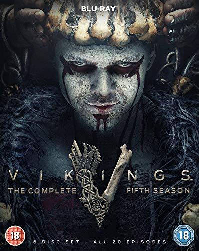 Vikings Season 5 Volumes 1 & 2 BD [Blu-Ray] [Import]