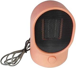 Yuan Dun'er Calefactor Aire Caliente bajo Consumo,Mini Calentador de Aire eléctrico Ventilador portátil de Invierno Calentador de calefacción de Estufa PTC Ventilador de Calentador de radiador