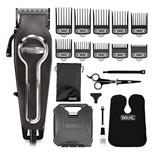 Wahl Hair Clippers for Men with Precision Self-Sharpening Blades, Elite Pro Head...