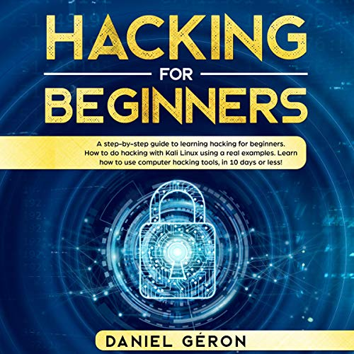 『Hacking for Beginners』のカバーアート