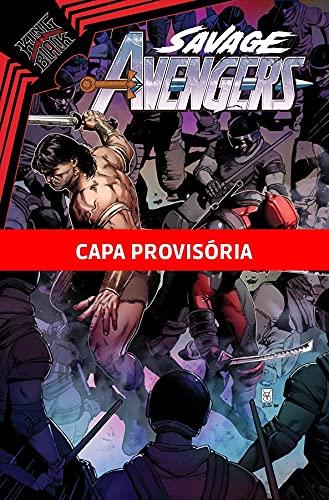 Vingadores Selvagens Vol.04