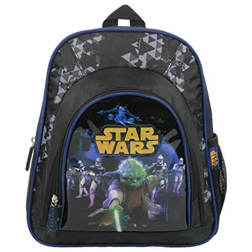 Derform Star Wars Kindergarten Rucksack ca. 30 cm Yoda Kindergartentasche