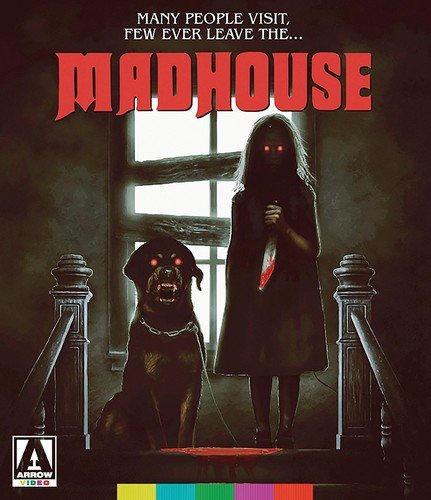 Price comparison product image Madhouse (2-Disc Special Edition) [Blu-ray + DVD]