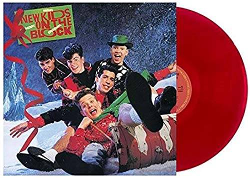Merry Merry Christmas - Exclusive Limited Edition Red Colored Vinyl LP [Condition-VG+NM]
