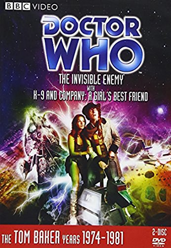 Doctor Who: The Invisible Enemy (Story 93) & K9 and Company: A Girl's Best Friend