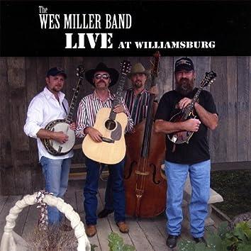 Live At Williamsburg