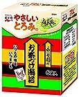 【大幅値下がり!】永谷園 やさしいとろみのお茶づけ海苔 6食入 ×5箱が激安特価!
