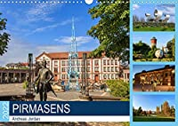 Pirmasens (Wandkalender 2022 DIN A3 quer): Rundgang durch Pirmasens (Monatskalender, 14 Seiten )