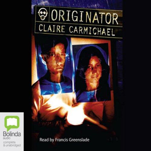Originator audiobook cover art