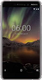 Nokia 6.1 Ta-1050 32Gb White (Renewed)