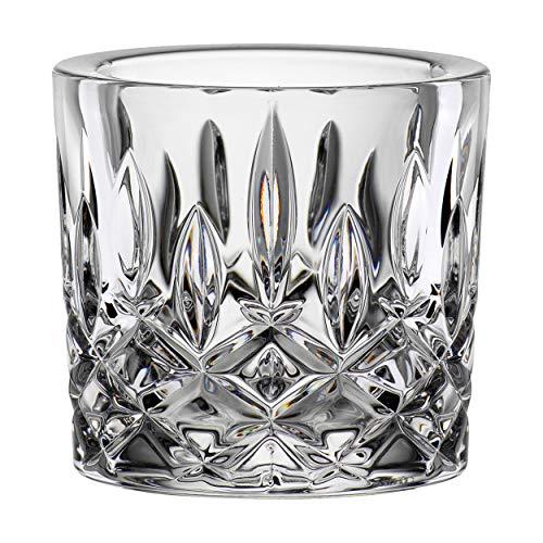 Nachtmann - Noblesse - Teelichthalter/Votivlicht/Kerzenhalter - Kristallglas - (HxD) 6.6 x 7,1cm - 1 Stück!