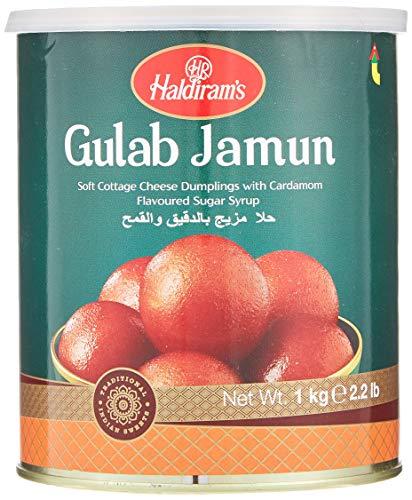 インド ハルディラム グラブジャムン 1kg Haldiram's GULAB JAMUN