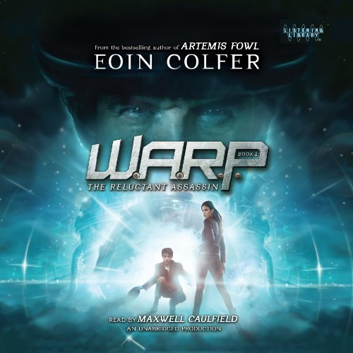 WARP Book 1: The Reluctant Assassin audiobook cover art