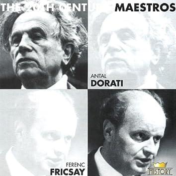 Antal Dorati & Ferenc Fricsay