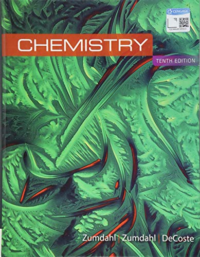 Compare Textbook Prices for Chemistry 10 Edition ISBN 9781305957404 by Zumdahl, Steven S.,Zumdahl, Susan A.,DeCoste, Donald J.