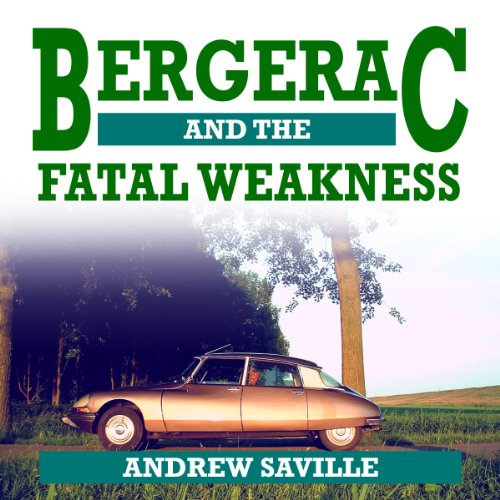 Bergerac and the Fatal Weakness cover art