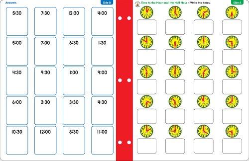 Judy Clock Windows: Grades K - 2