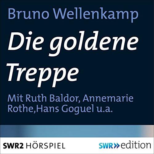 Die goldene Treppe Titelbild