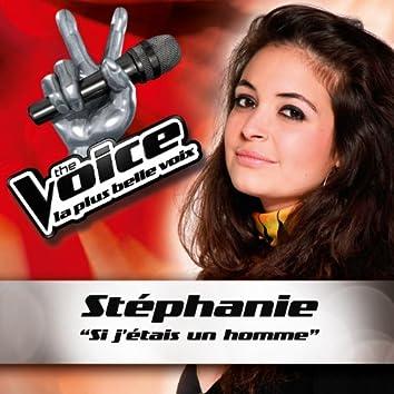 Si J'Etais Un Homme - The Voice : La Plus Belle Voix