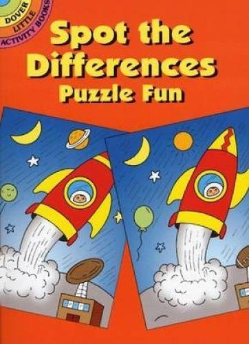 Top spot the differences book for kids for 2020