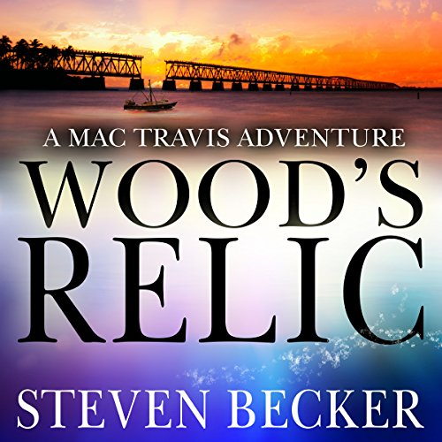 Wood's Relic audiobook cover art