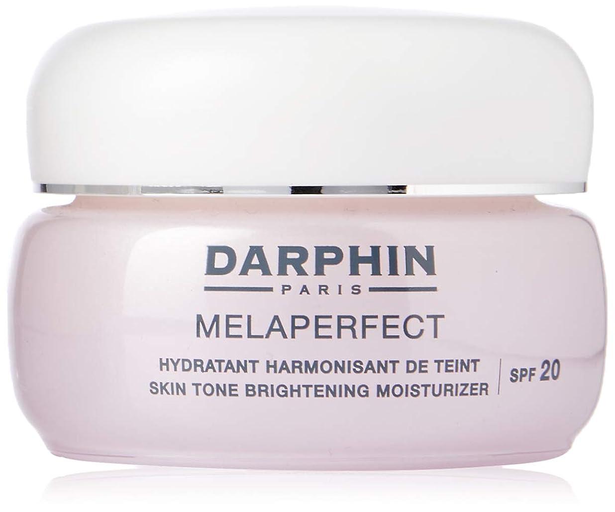 アクセント太い換気するダルファン Melaperfect Hyper Pigmentation Skin Tone Brightening Moisturizer SPF 20 (Normal to Dry Skin) 50ml [海外直送品]