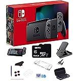 Newest Nintendo Switch 32GB Console, Gray Joy-Con, 6.2'...