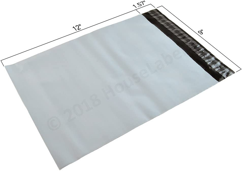 50 Bags 9X12 Packaging Supplies Shippi Self-Sealing Poly Mailers Max 62% OFF Sale