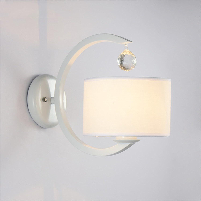 StiefelU LED Wandleuchte nach oben und unten Wandleuchten Crystal Wandleuchte led Schlafzimmer Nachttischlampe Wohnzimmer Treppenhaus passage