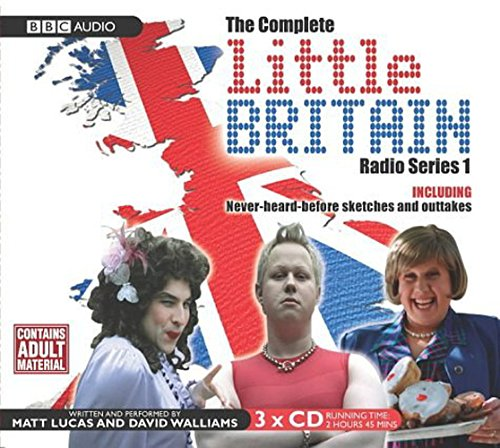 Little Britain: The Complete Radio Series 1
