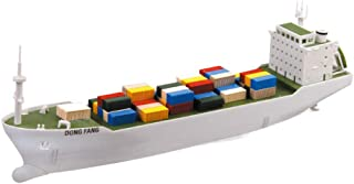 DIY Racing Boats Container Vessel Battery Powered Ship Model Educational Toys Children Gifts