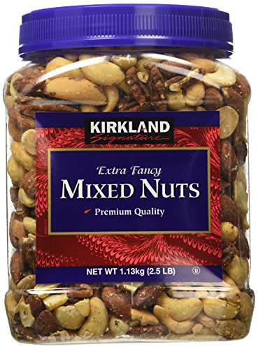 Tasty gift ideas for the letter N - Nuts!