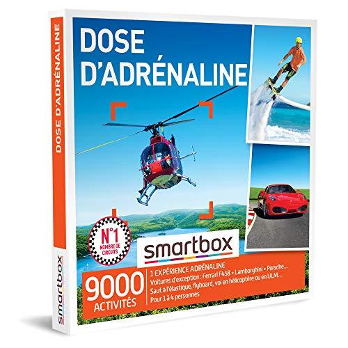 SMARTBOX - Coffret Cadeau - DOSE D'ADRÉNALINE