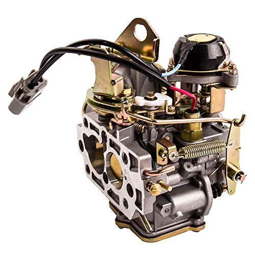 LZZJ for Nissan 720 Pickup 2.4L Z24 Engine 1983-1986 Carburetor Car Carb Replacement 16010-21G61