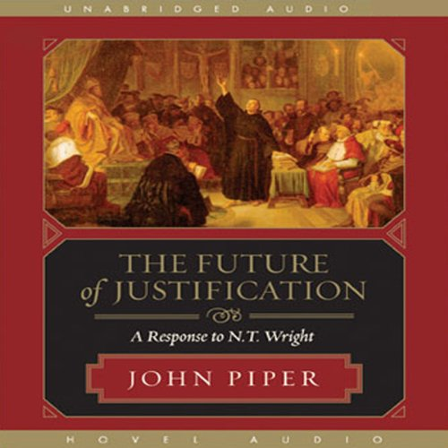 The Future of Justification cover art