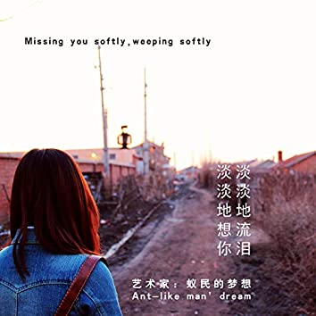 Missing You Softly, Weeping Softly (淡淡地想你, 淡淡地流泪)