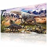 Dinosaurier Kinder Poster Dino XXL Kinderzimmer Dino-Welt