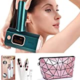VADRIK PRO-486 Depiladora de luz pulsada, depilación permanente IPL, sistema de depilación permanente permanente para depilación profesional de 5 velocidades, facial y corporal